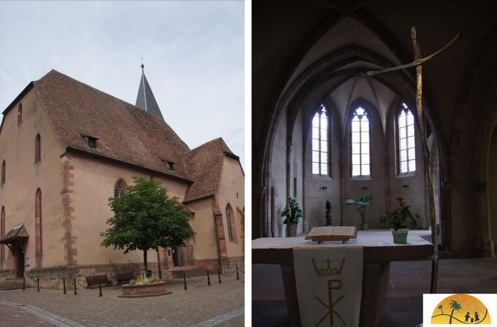 kerk wissembourg