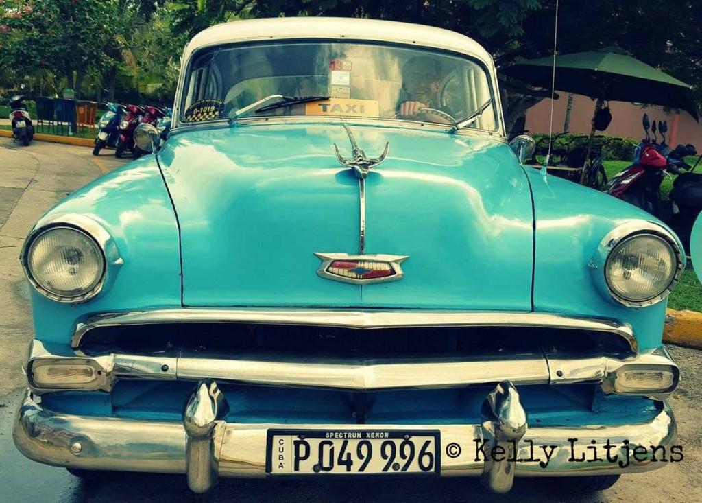Reis naar Cuba