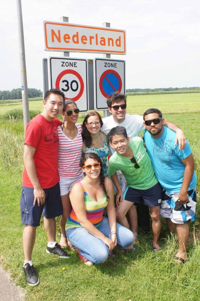 Holland Rotaract Roundtrip, Nederland