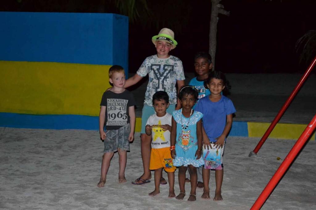Malediven met kinderen