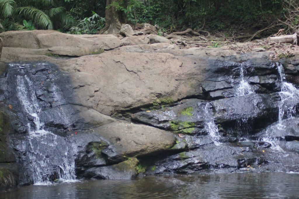 Soberania National Park waterval