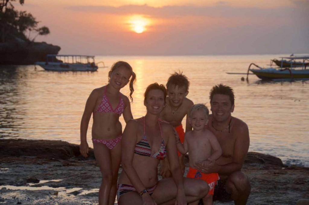 familievakantie Indonesie