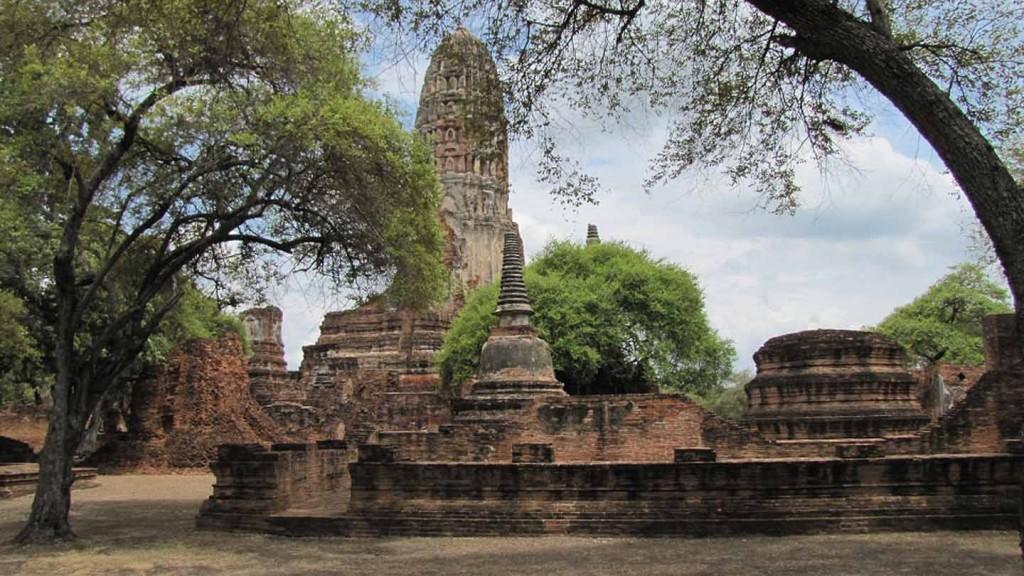Thailand met huurauto