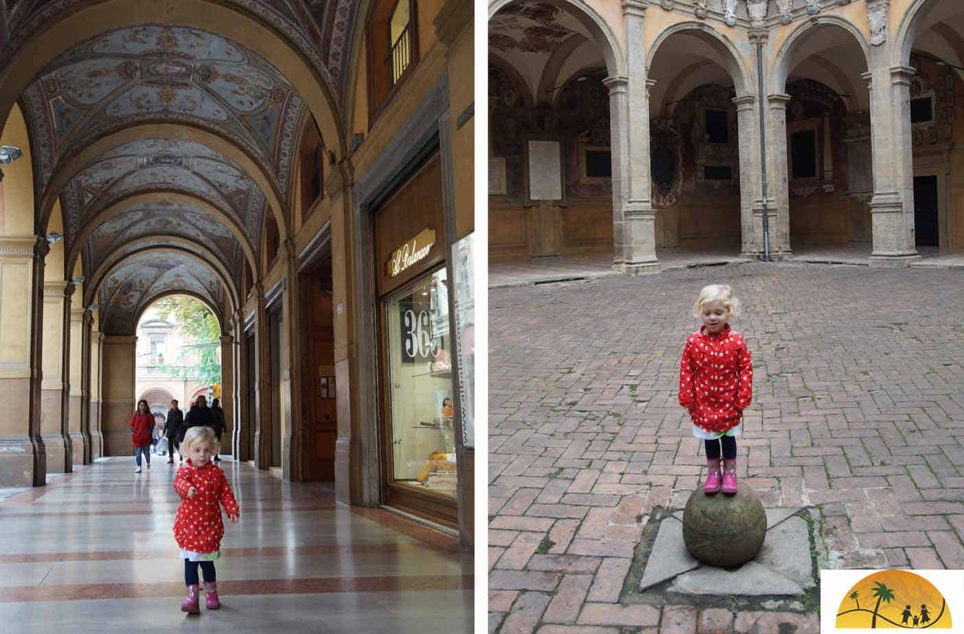 Bologna gangen