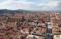 Bologna uitzicht