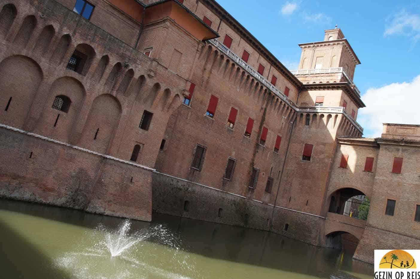 ferrara kasteel