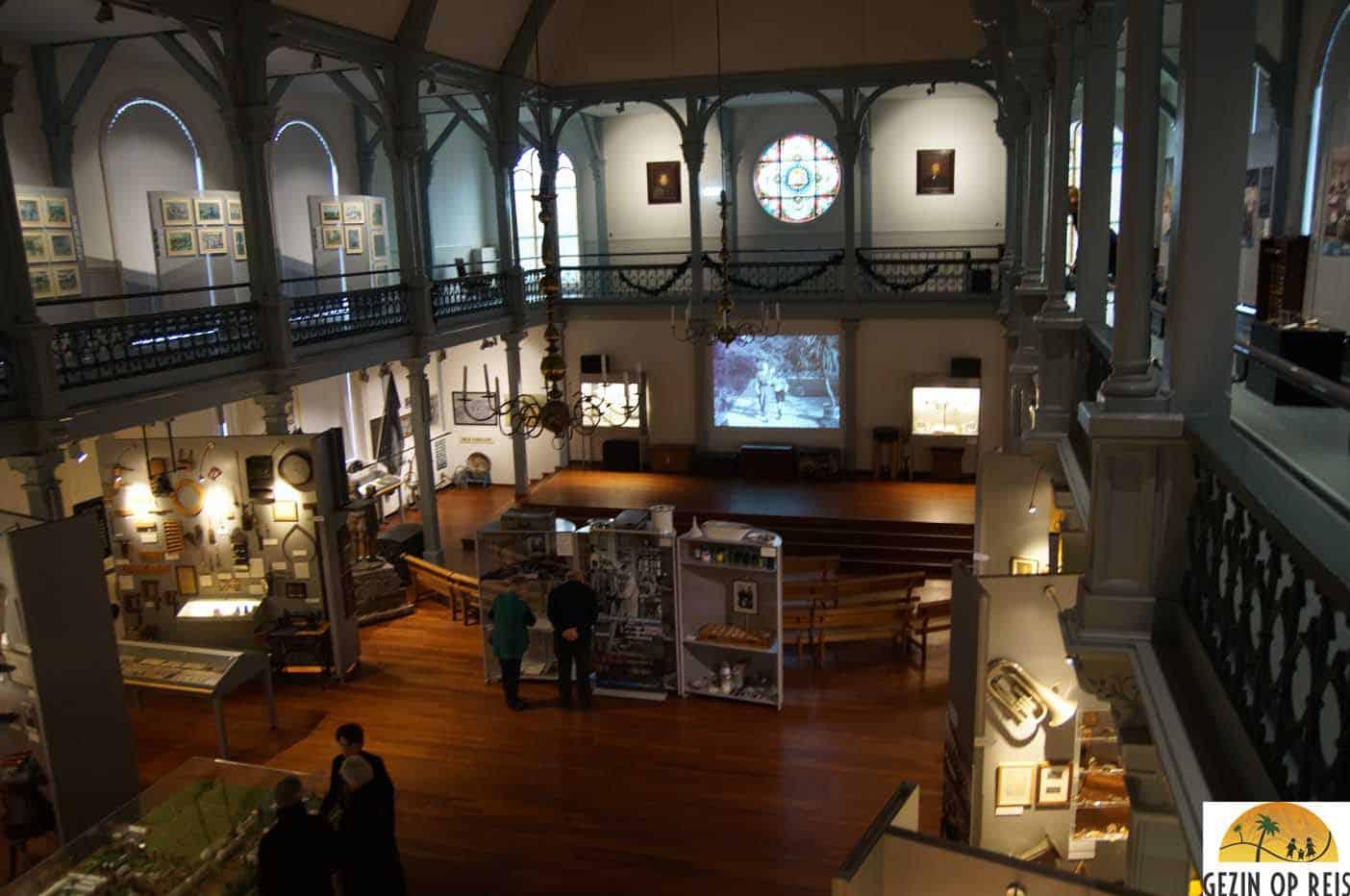 van Lindehout museum