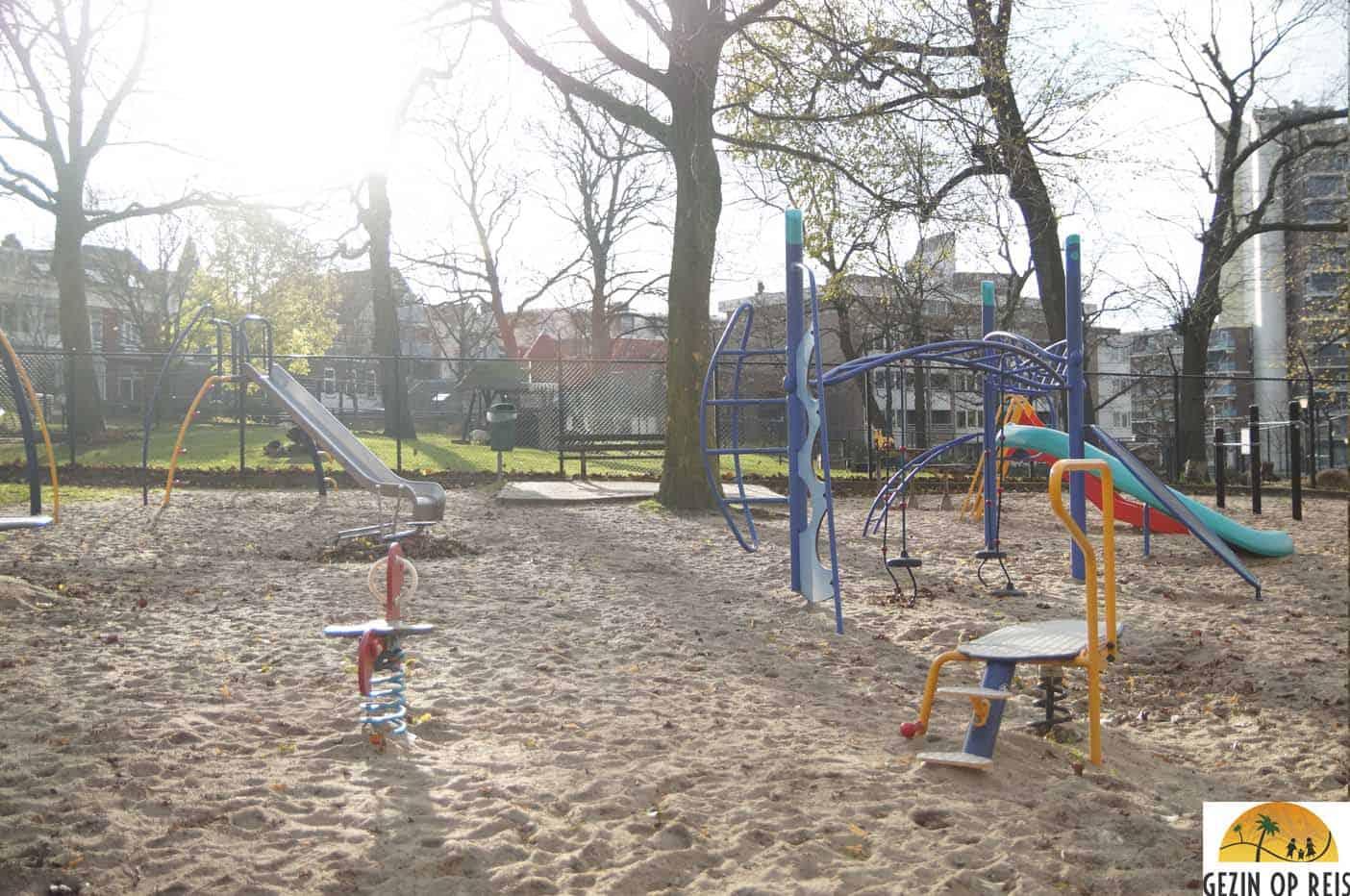 speeltuin Kronerburgerpark
