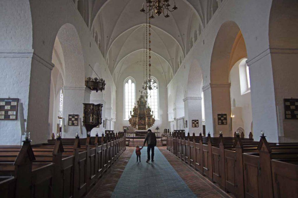 Catharinæ kerk en klooster.