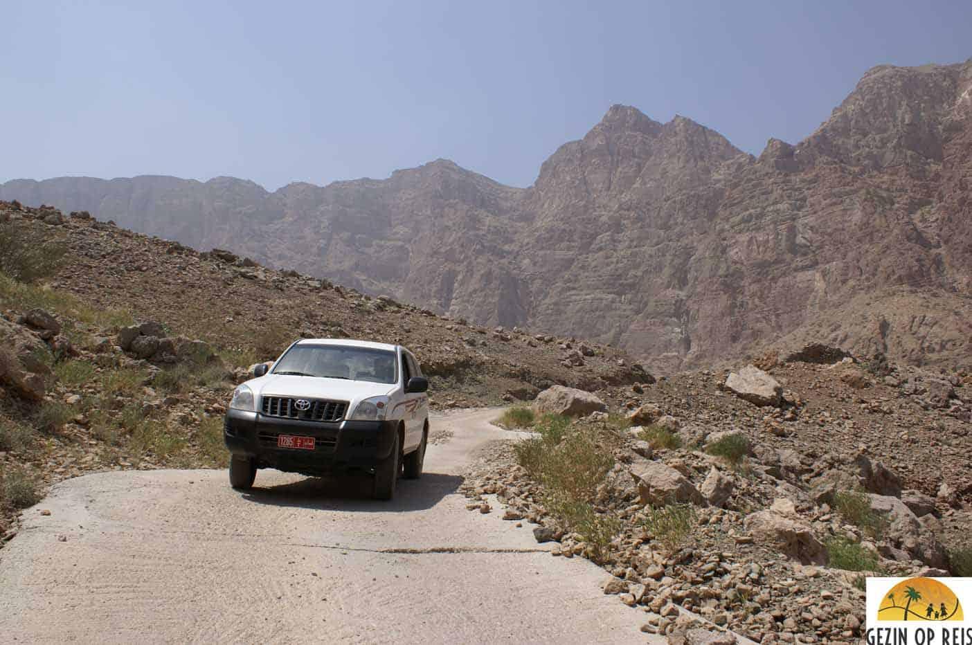 Oman auto