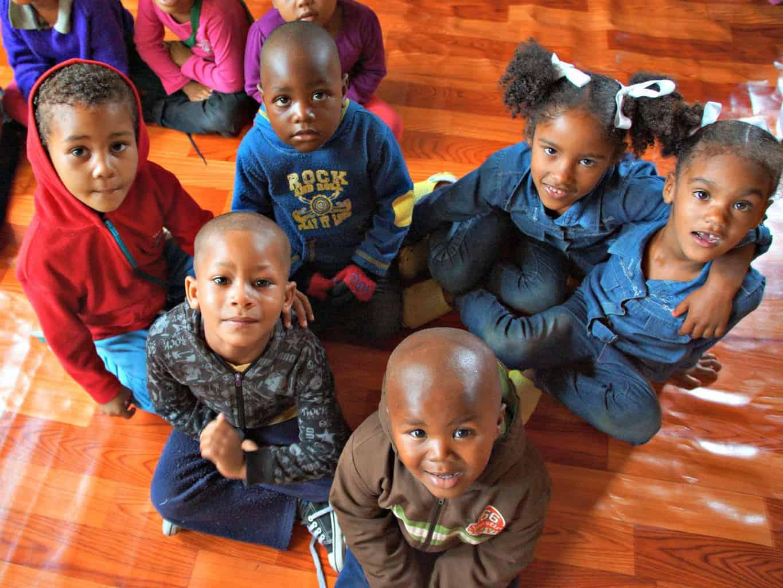 zuid afrika kids