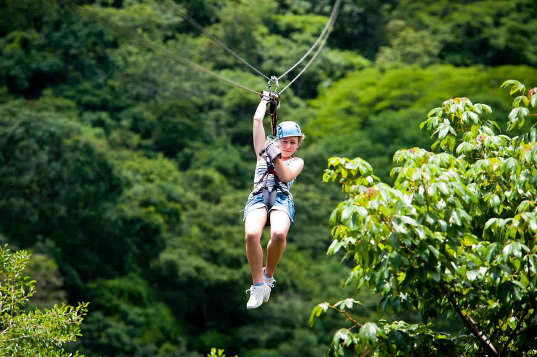 Monteverde met kinderen