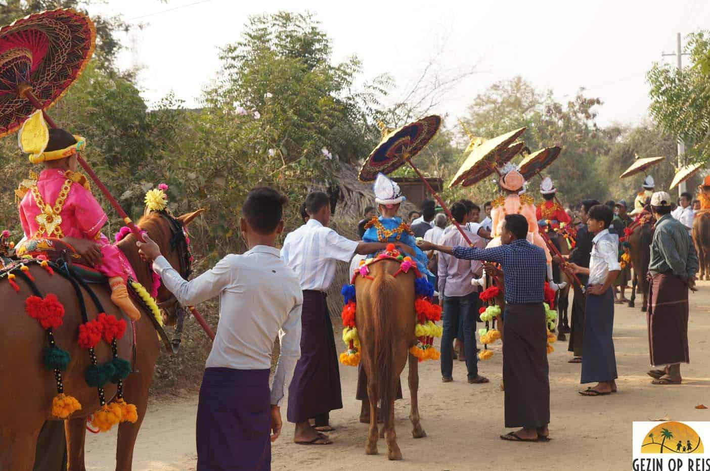 festival bagan