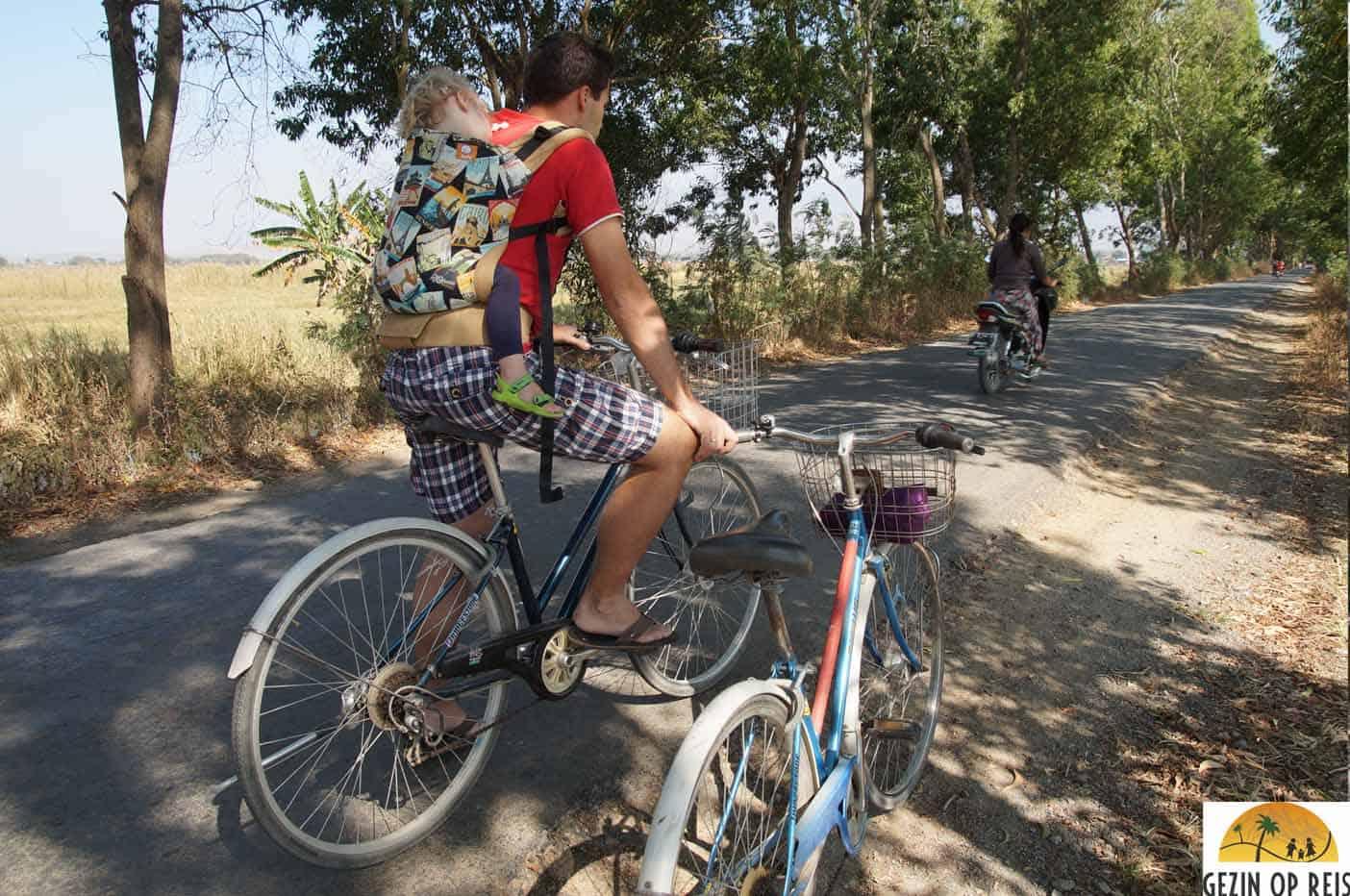 fietsen inle lake