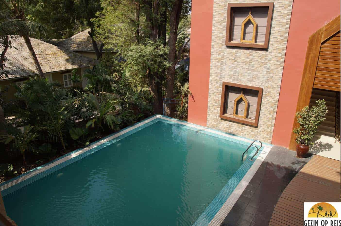 hotel in bagan
