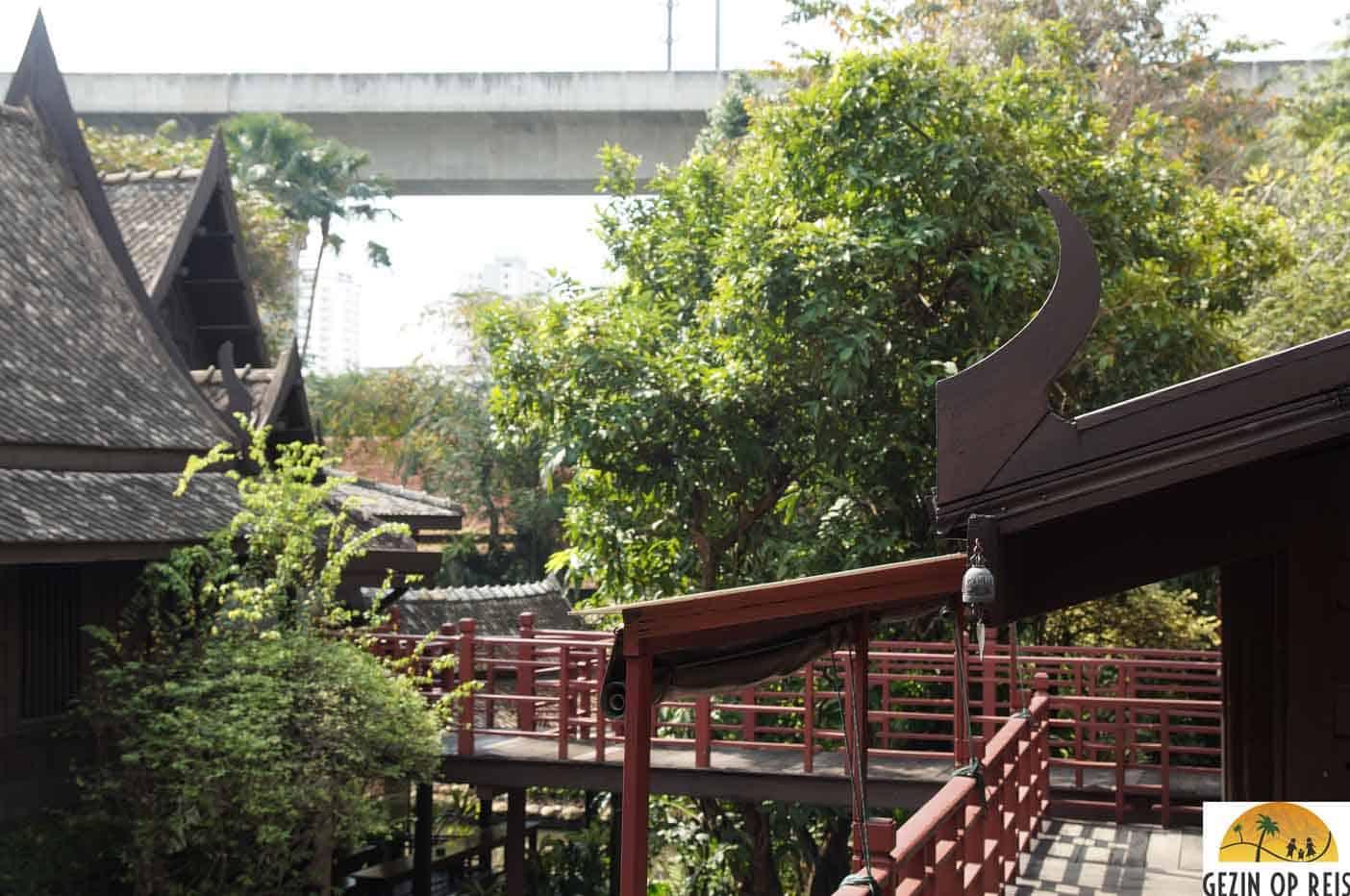Suan pakkad paleis bangkok thailand