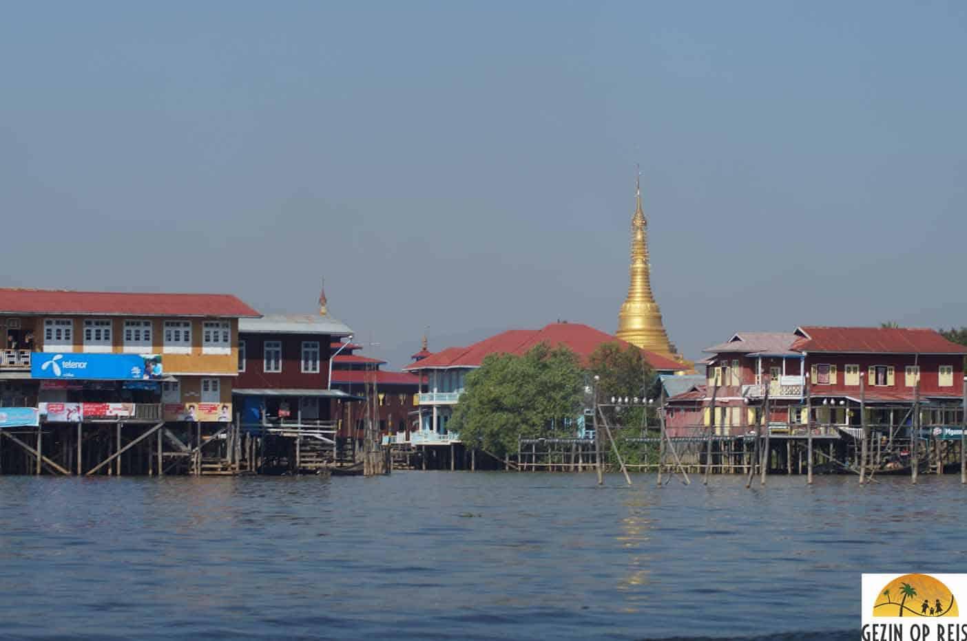 Nyaung Shwe inle meer