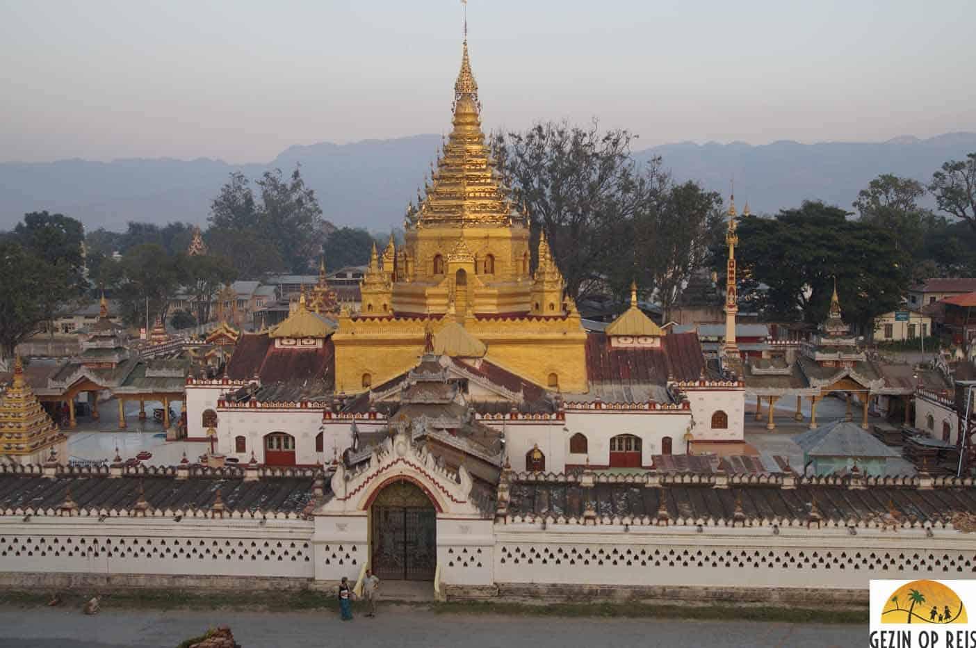 Nyaung Shwe pagode