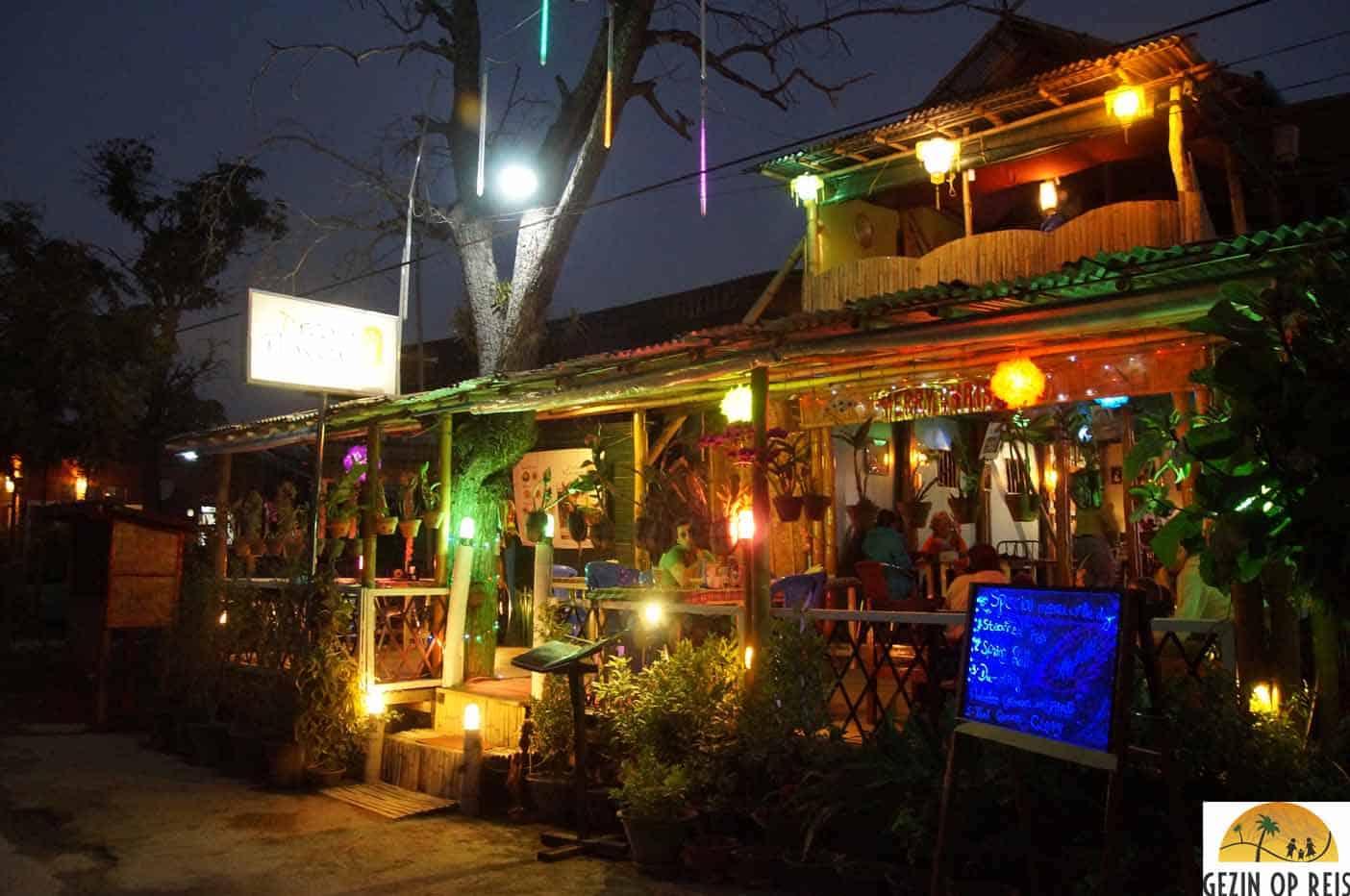 Nyaung Shwe restaurant