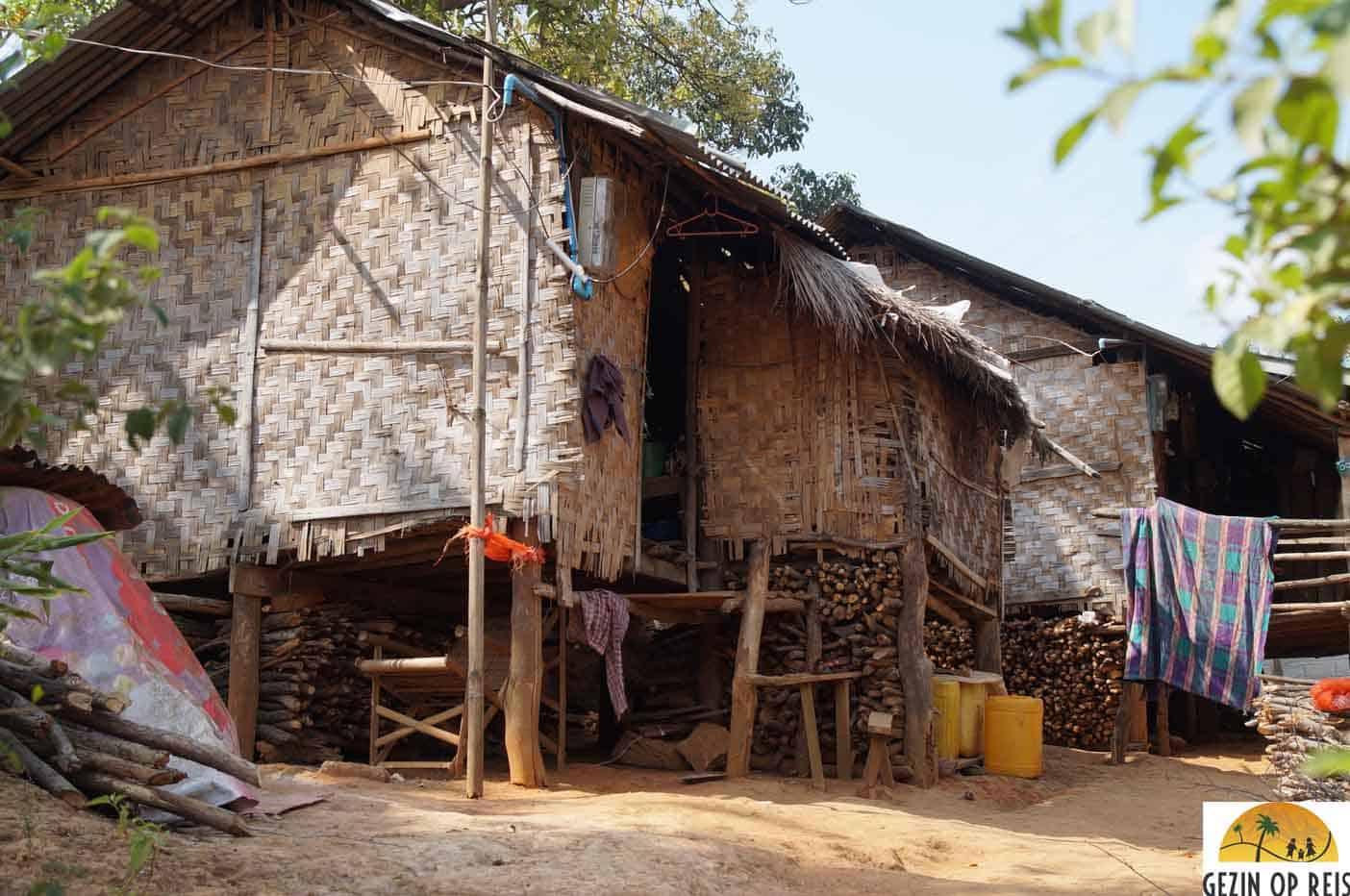 trekking kalaw myanmar