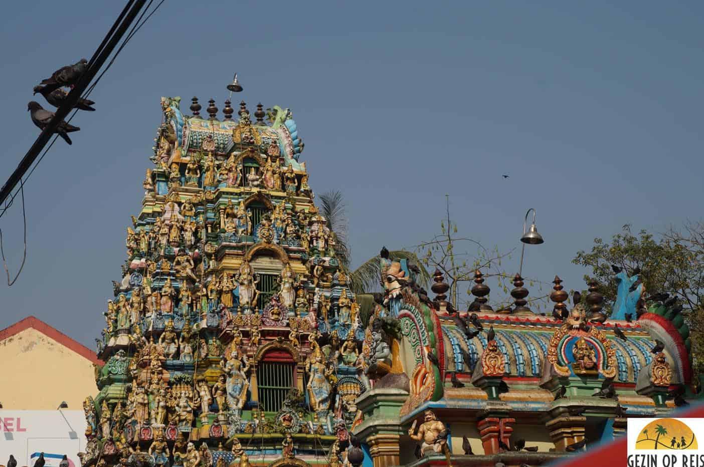 indiase tempel yangon