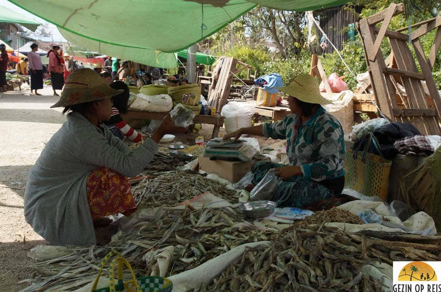 markt van Kalaw