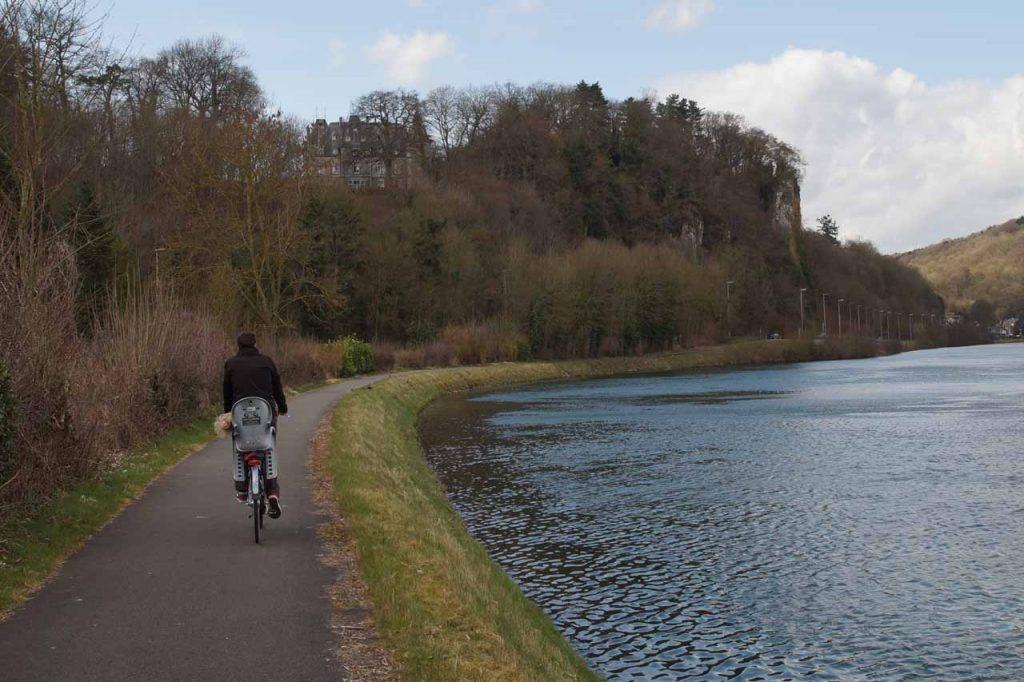 fietsen maas