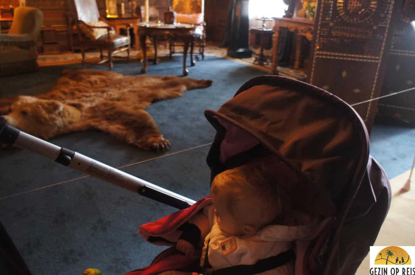 Paleis het loo met kinderen