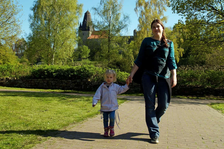 Bad Bentheim met kinderen
