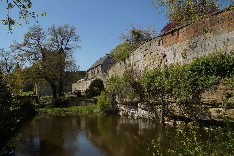 kasteel van Bad Bentheim