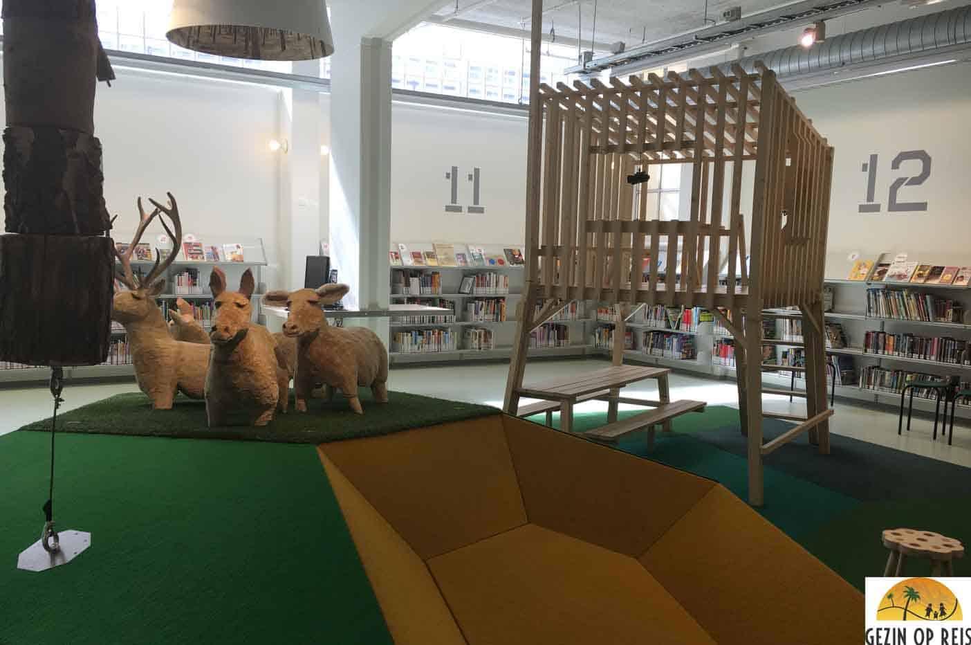 bibliotheek apeldoorn