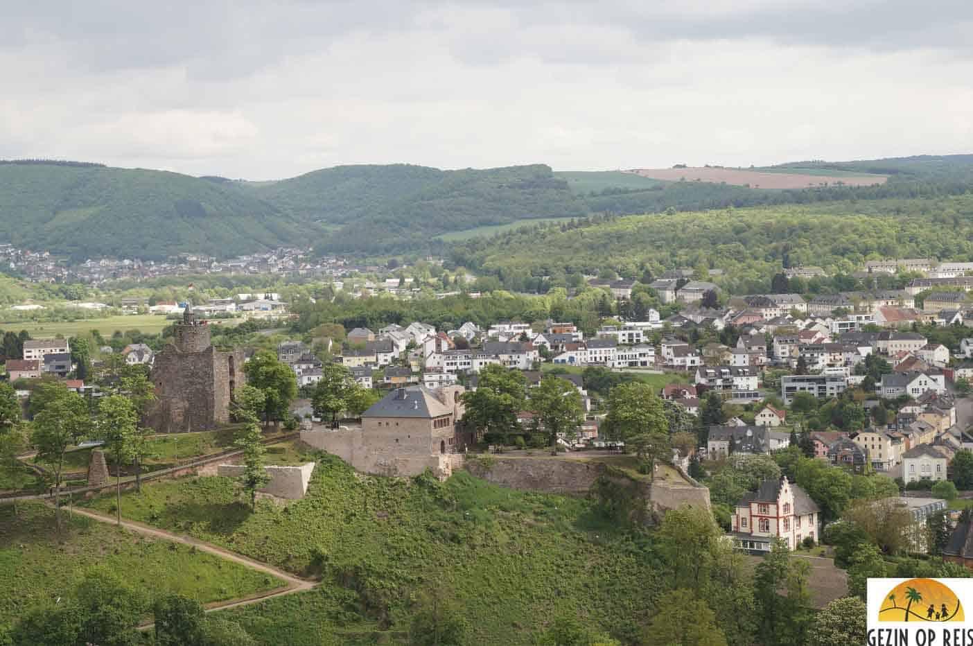 kasteel van Saarburg