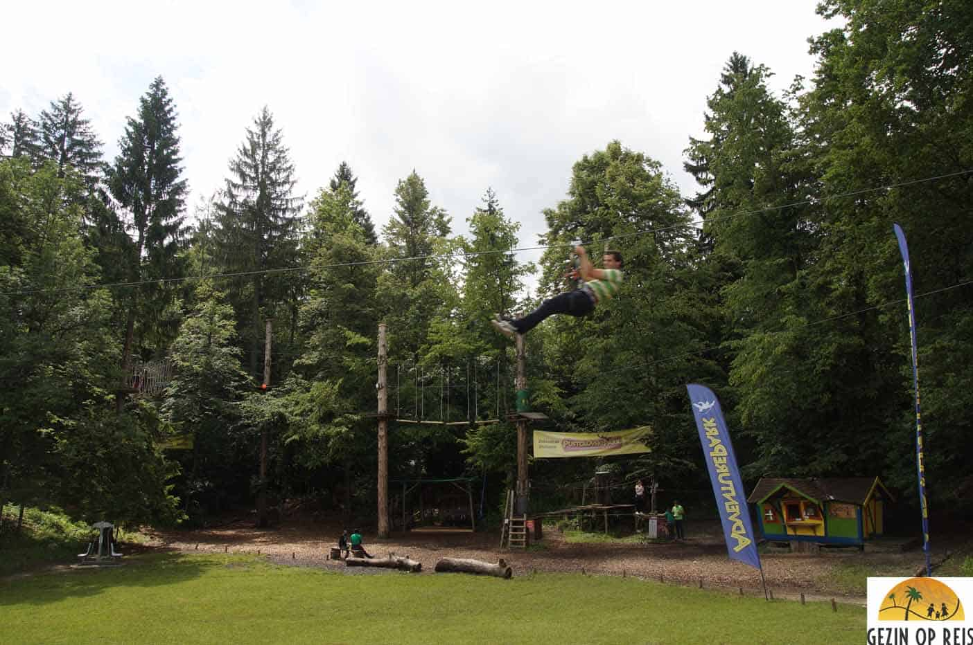 Family Adventure Park Bled