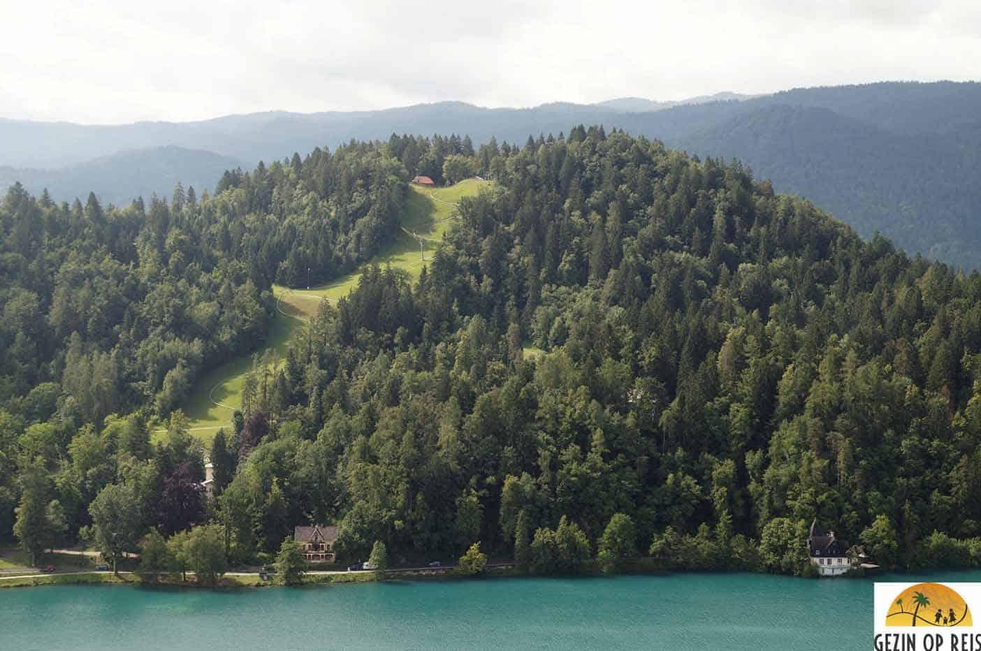 Straža heuvel Bled