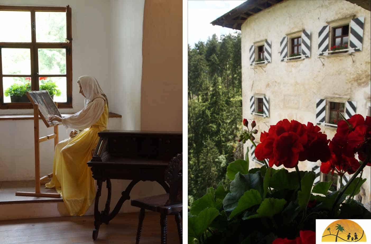 kasteel predjama slovenie