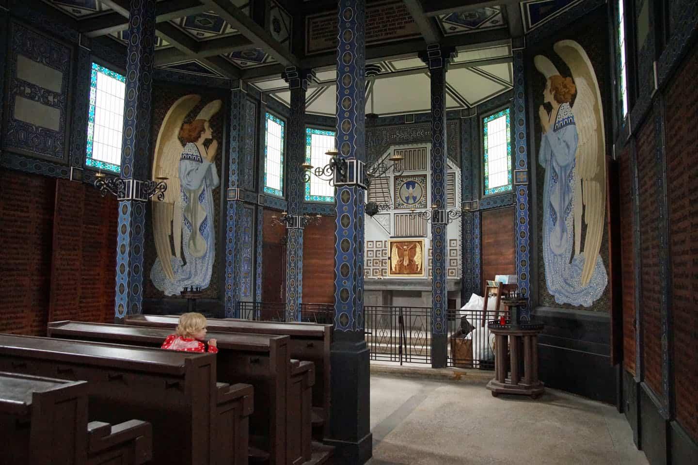 soca javorca kerk