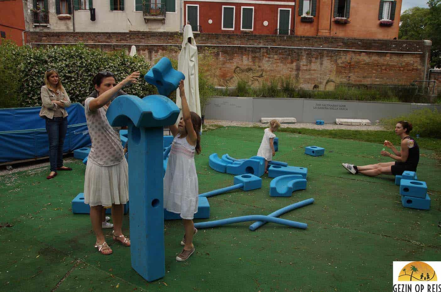 tuin speeltuin