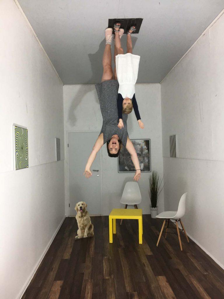 museum van illusies ljubljana