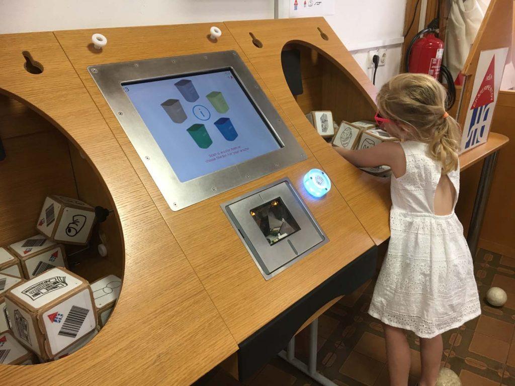 ljubljana met kinderen science museum