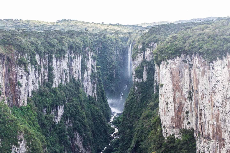 Nationaal park Aparados da Serra