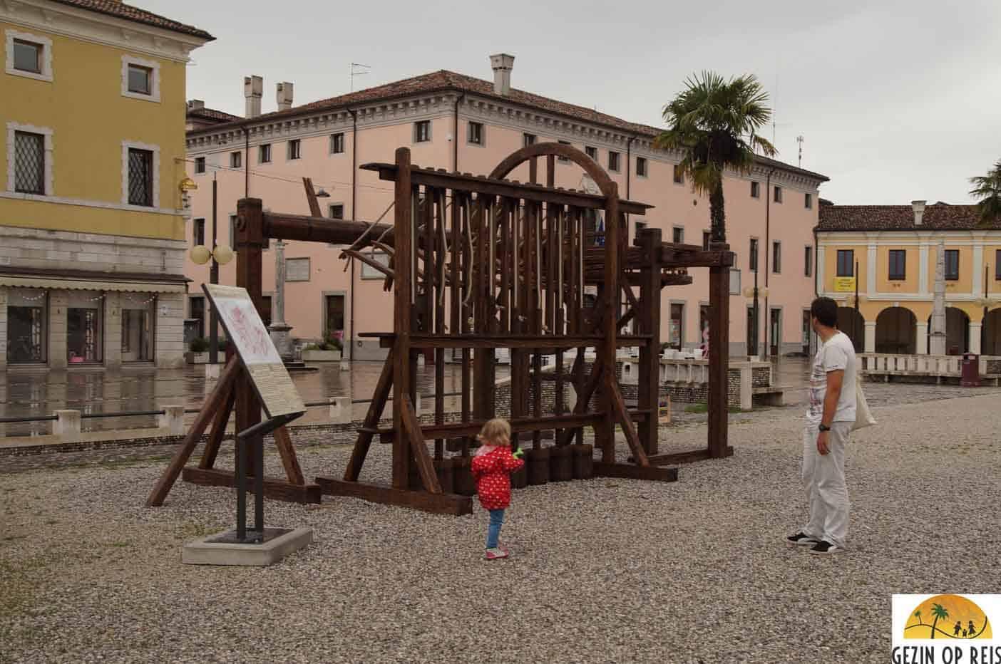 Palmanova italie