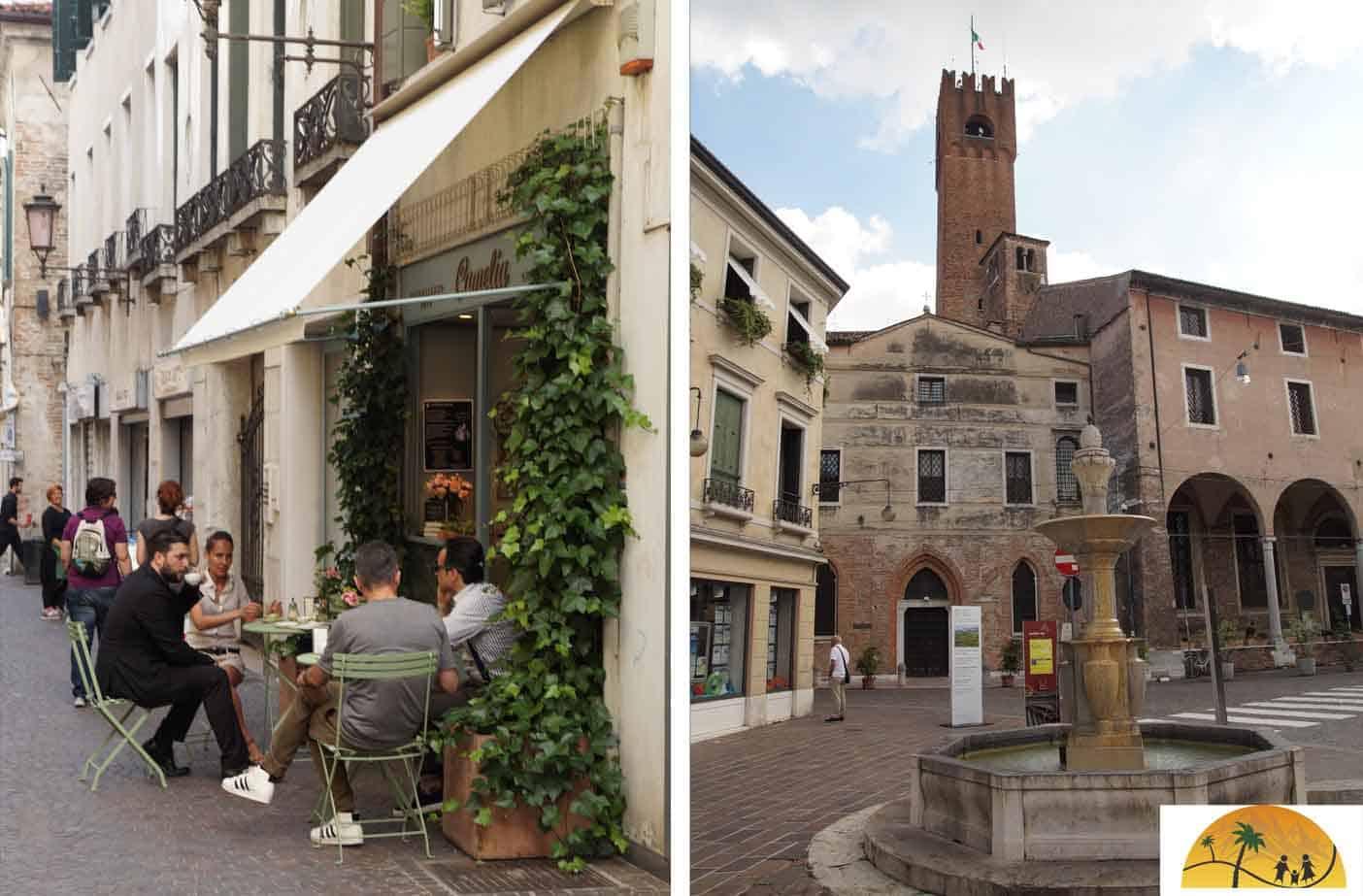 Treviso bezienswaardigheden