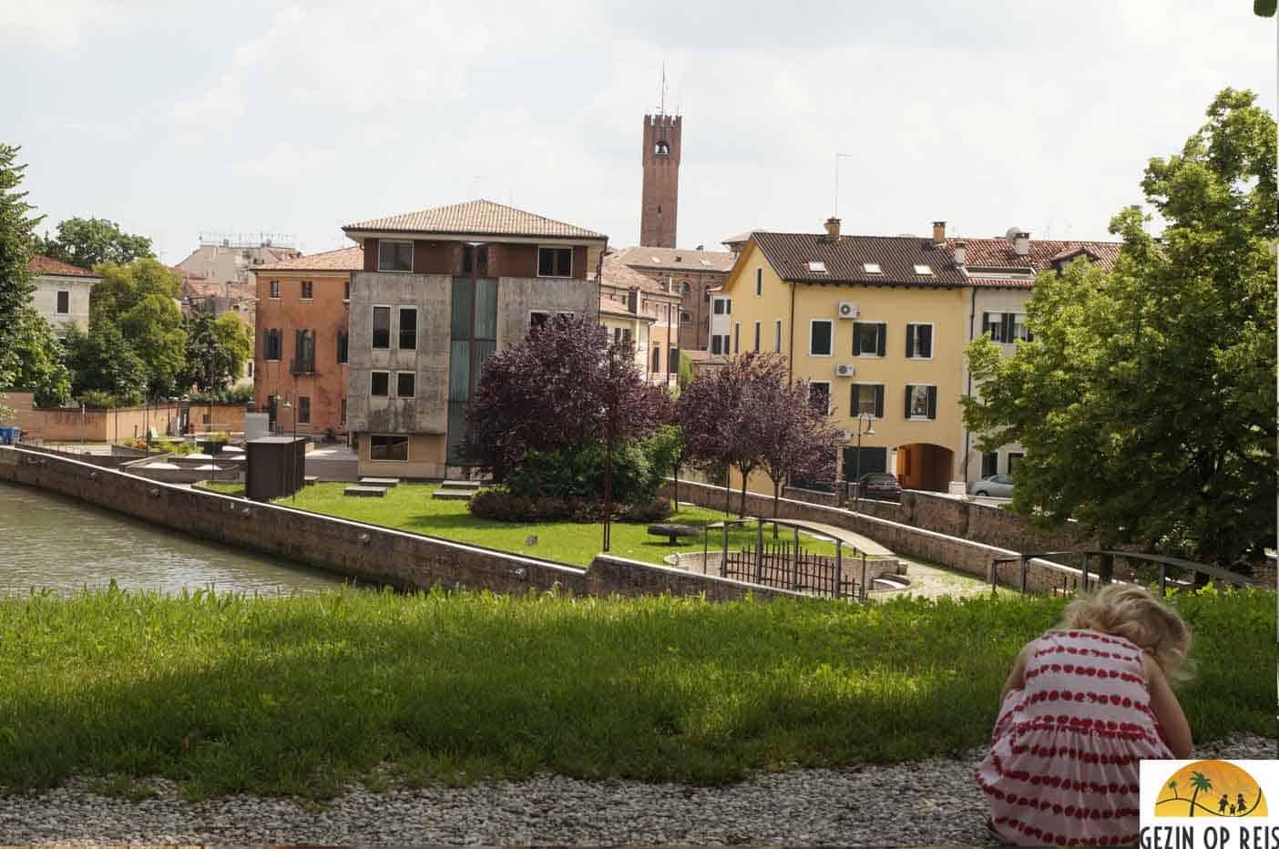 Treviso met kinderen