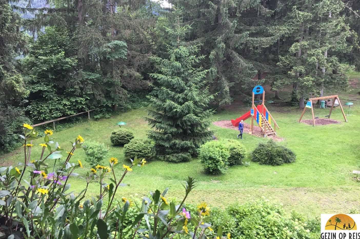 hotel met speeltuin slovenie