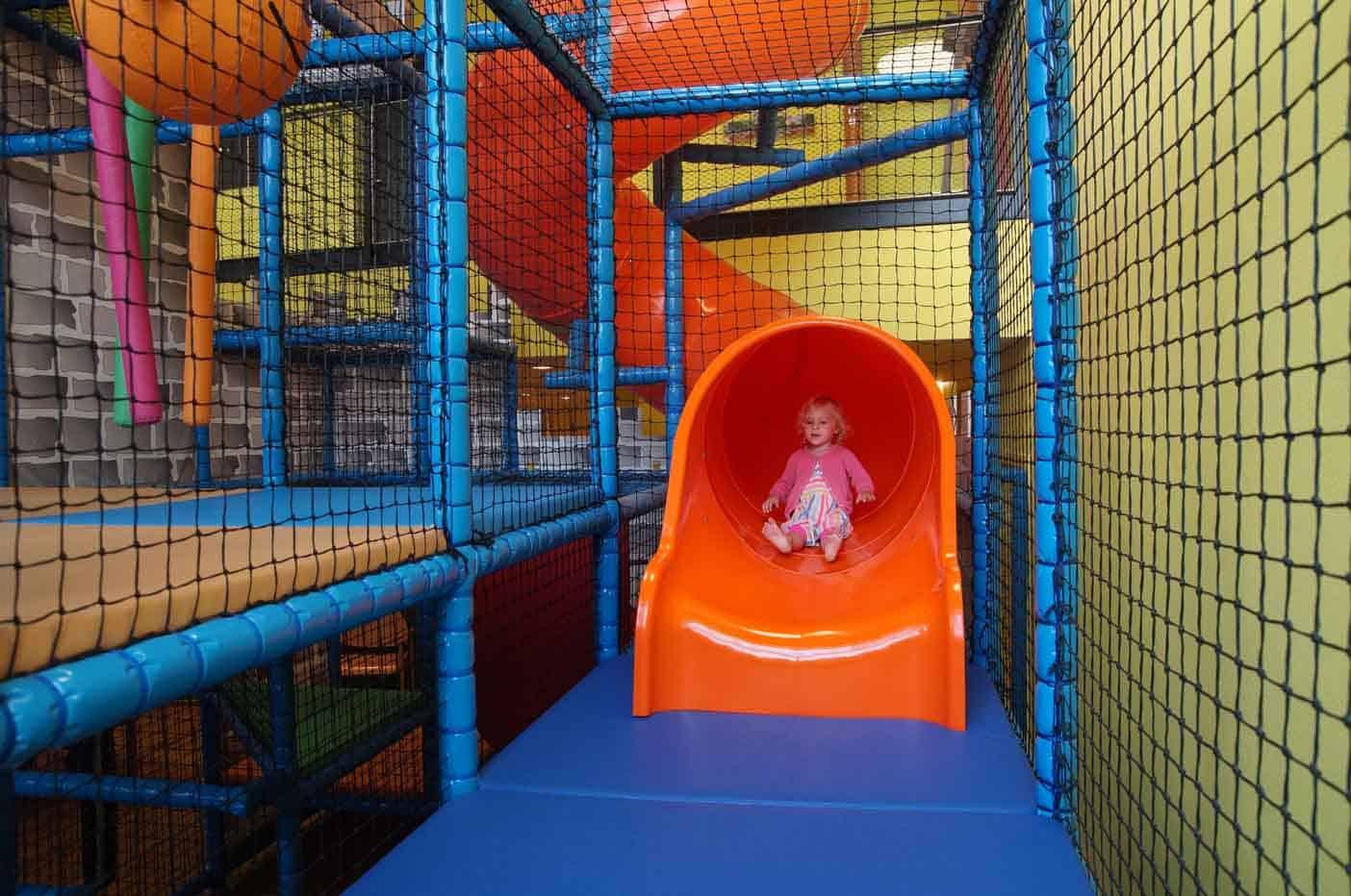 Jeugdherberg Beaufort playground