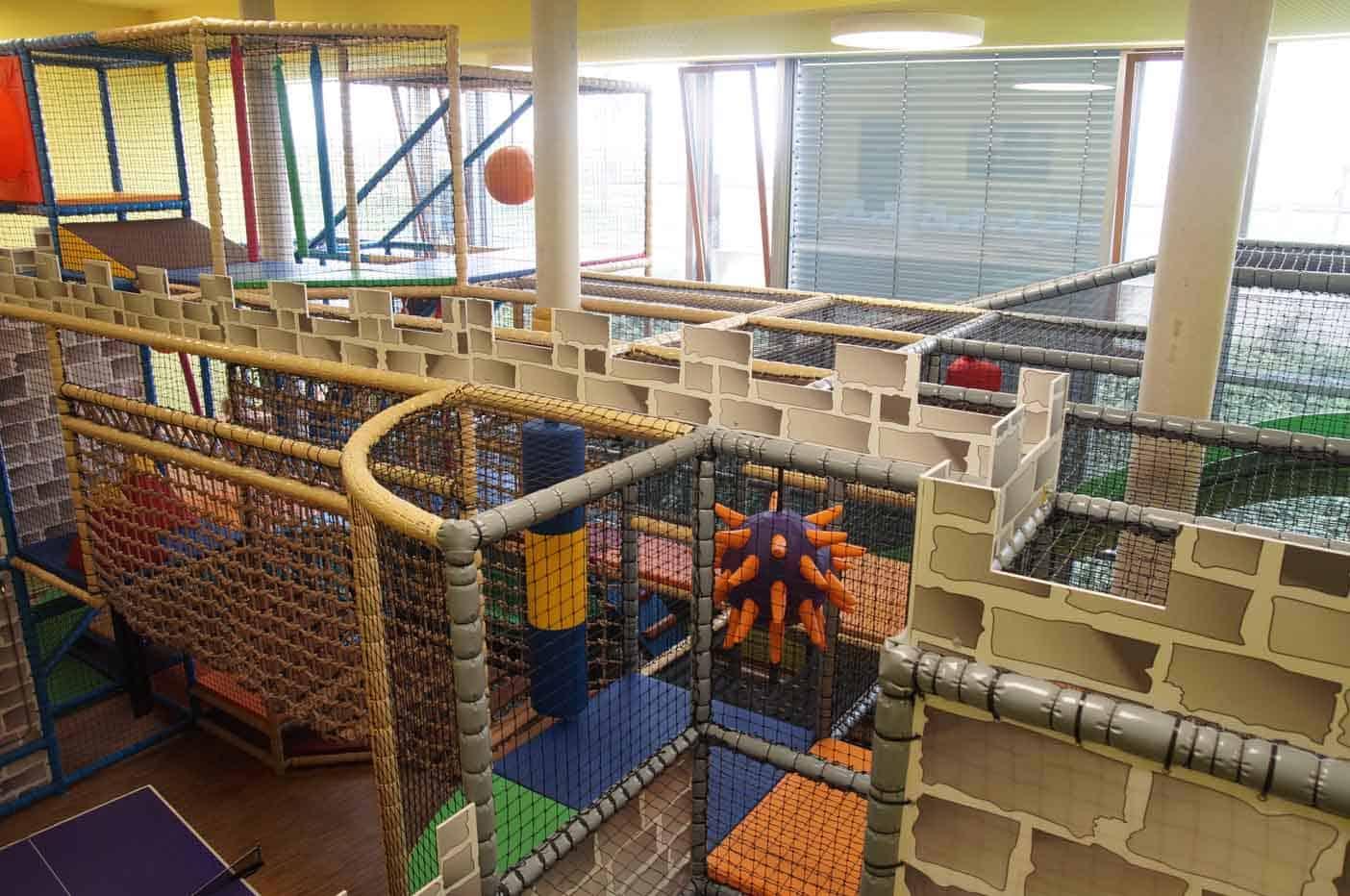 Jeugdherberg Beaufort speeltuin