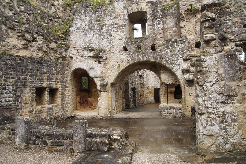 kastelen van Beaufort