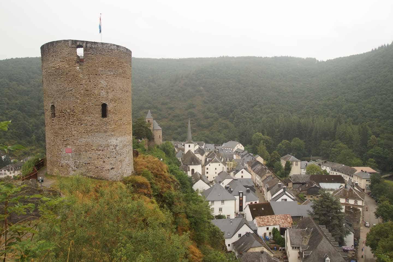 Esch-sur-Sûre kasteel