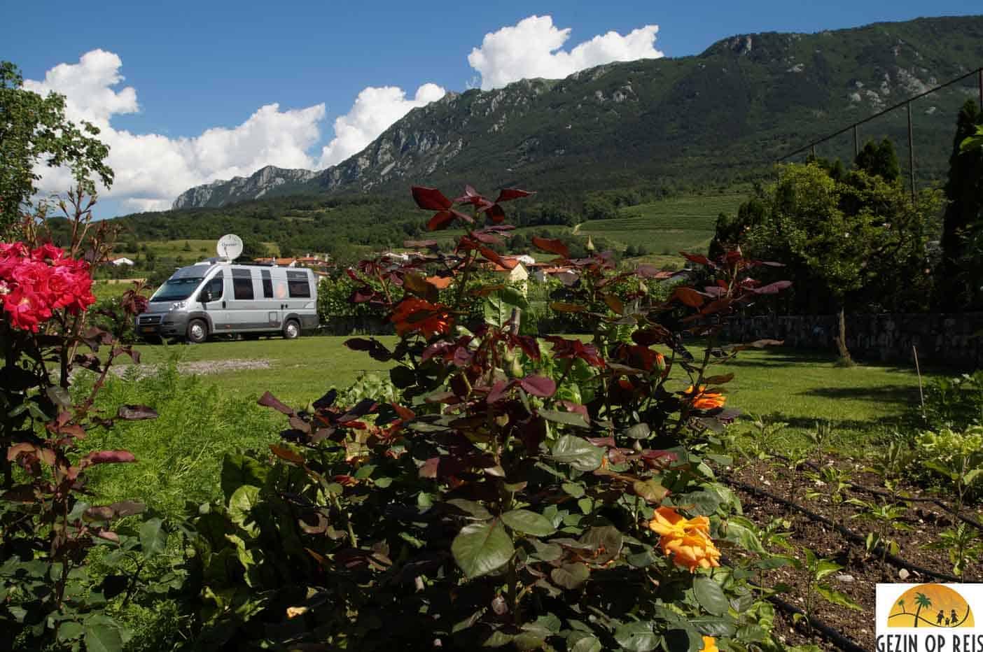 Kleine camping slovenie Kamp Vrhpolje