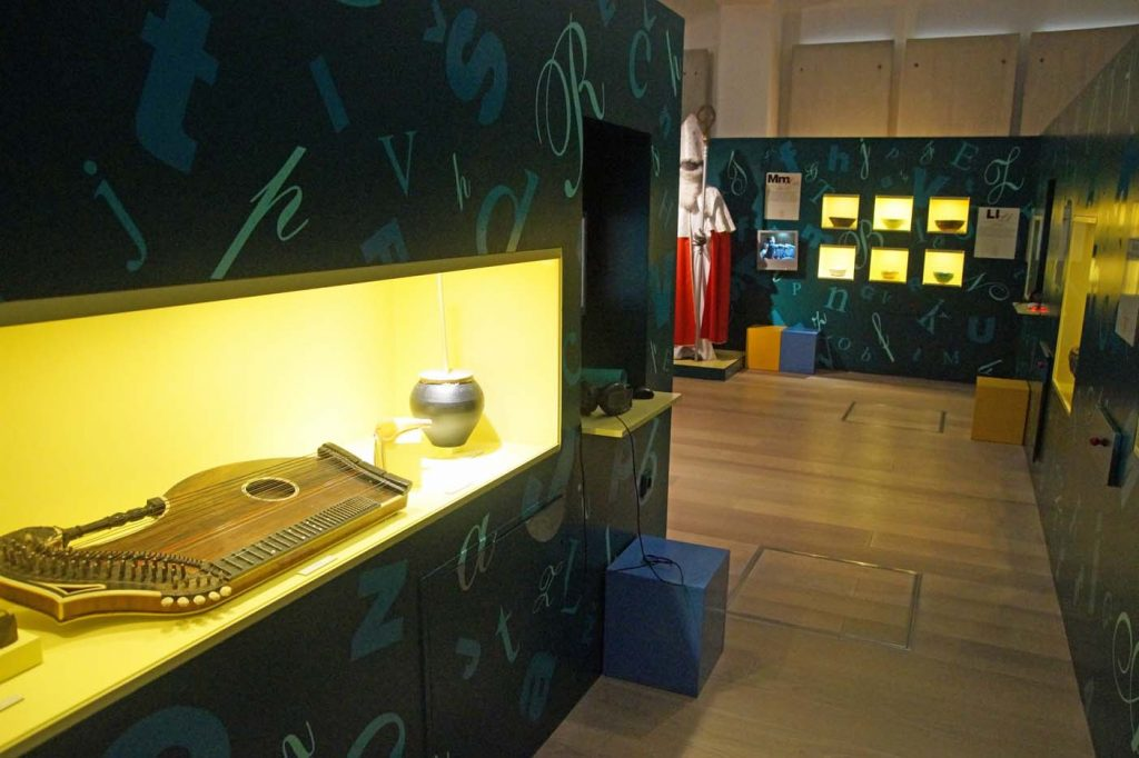 Het Etnografisch Museum ljubljana